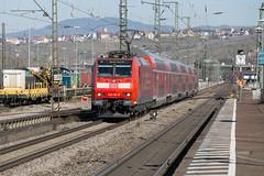 DB Regio 146 116 Weil am Rhein (daveymills37886) Tags: db regio 146 116 weil am rhein baureihe bombardier traxx