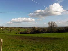Derbyshire (kelvin mann) Tags: crich derbyshire derbyshiredales outdoors countryside sky grass