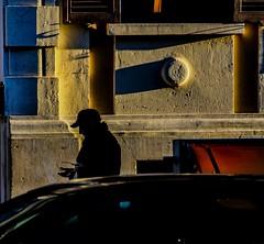Shadow (Matteo Maggini) Tags: roma streetsilhouette streetshadows silhouette lifeisstreet streetlife streetphoto streetphotography
