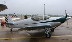 Globe GC-1B Swift n° 1151  ~ F-AZTN (Aero.passion DBC-1) Tags: 2014 carrefour de lair le bourget lbg globe gc1 swift ~ faztn dbc1 david biscove aeropassion avion aircraft aviation plane