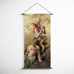 The Witcher 09-1 Succubus Decorative Banner Flag for Gamers (gamewallart) Tags: background banner billboard blank business concept concrete design empty gallery marketing mock mockup poster template up wall vertical canvas white blue hanging clear display media sign commercial publicity board advertising space message wood texture textured material wallpaper abstract grunge pattern nobody panel structure surface textur print row ad interior