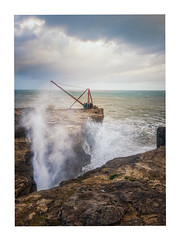Stormy Seas (Rich Walker Photography) Tags: portland dorset sea seascape seascapes waves water wave sky cloud landscape landscapes landscapephotography canon england efs1585mmisusm eos eos80d coast coastal coastline