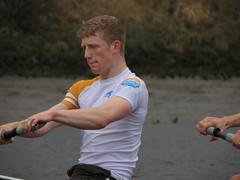 IMG_1100 (NUBCBlueStar) Tags: rowing remo rudern river aviron february march star university sunrise boat blue nubc sculling newcastle london canottaggio tyne hudson thames sweep eight pair