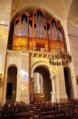 17 - Périgueux Février 2019 - cathédrale Saint-Front (paspog) Tags: périgueux france cathédrale cathedral kathedral dom février februar february 2019 cathédralesaintfront orgue organ