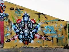 Aphex / Dok Noord - 11 apr 2019 (Ferdinand 'Ferre' Feys) Tags: gent ghent gand belgium belgique belgië streetart artdelarue graffitiart graffiti graff urbanart urbanarte arteurbano ferdinandfeys