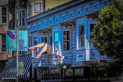 Happy New Year 2019 (buffdawgus) Tags: california urbanamerica lightroom6 sanfrancisco topazstudio canonef24105mmf4lisusm storefront leftcoast westcoast cityscape haightstreet psychedelic canon5dmarkiii haightashburydistrict