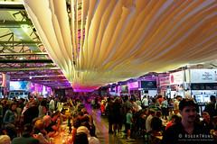 20181229-18-Taste of Tasmania evening (Roger T Wong) Tags: 2018 australia hobart rogertwong sel24105g sony24105 sonya7iii sonyalpha7iii sonyfe24105mmf4goss sonyilce7m3 tasmania tasteoftasmania crowds evening food lights night people stalls summer
