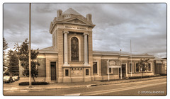 Soldiers' Memorial Hall, Seaview Road, Henley Beach, South Australia (Stuart Smith AUS) Tags: 1921 aus australia commemoration explore geo:lat=3491678131 geo:lon=13849344694 geotagged henleybeach httpstudiaphotos lestweforget memorialhall mono rememberthem remembrance rsl seaviewroad sepia soldiersmemorialhall southaustralia stuartsmith stuartsmithstudiaphotos studiaphotos wonderful wwi wwwstudiaphotos