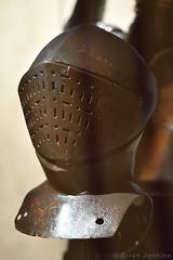 Great Bacinet (15th Century) (Bri_J) Tags: royalarmouries leeds westyorkshire uk museum militarymuseum yorkshire nikon d7500 greatbacinet bacinet helmet armour