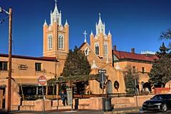 San Felipe de Neri Church (Ray Cunningham) Tags: albuquerque new mexico san felipe de neri church
