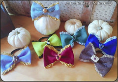 Harry Potter Ties (LaCalabazadeJack) Tags: ties hair accessory accesorio felt polymer clay polyclay fieltro harry potter hogwarts gryffindor slytherin ravenclaw hufflepuff quidditch fan art book movie film jk rowling cute kawaii lolita handmade handcraft craft tutorial pattern patrón la calabaza de jack cristell justicia artesanía tienda shop online venta comprar