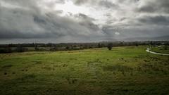 DSC_0099-2 (<MariuszB>) Tags: ireland sliho storm rain coming green nikon d5600 sigma 28 clouds grey