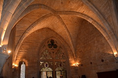 Claustre del Monestir de Vallbona de les Monges. (Angela Llop) Tags: catalonia urgell lleida gotic middleages