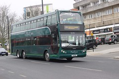 IMGD8263 Morton HA 10602 Y14BUS-OU05KLA Southampton 16 Feb 19 (Dave58282) Tags: bus ha morton 10602 y14bus ou05kla vo b9tl