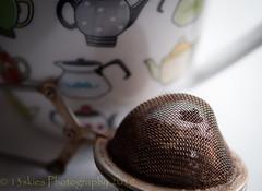 Making That Tea  (HMM) (13skies) Tags: tea steep tealeaves brew macromondays macroscopic cup making sipping enjoy relax screen filter macro happymacromonday close happymacromondays sonyalpha100 sony