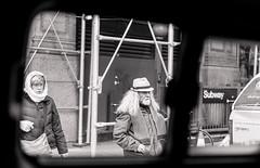 Cool hat cat (Eddie K. Photo) Tags: new york city manhattan street photograpy