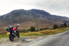Let's Adventure (Andy Tee) Tags: honda cb500x lakedistrict picturesque hills mountains scenic greatbritain england hiking offroad adventure biker touring motorcycle motorbike enduro dualsport