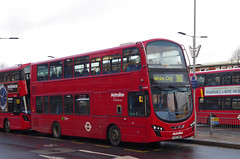 Metroline VWH1410 (SRB Photography Edinburgh) Tags: london buses bus golders green north capital england uk