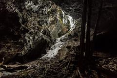 Nice day for mines.... (lortopalt) Tags: srt abandoned övergiven övergivna mines gruvor bergslagen single rope tecnique nikon d850