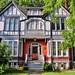 Picton Ontario  -  Canada - 26 St Paul Street - Architecture Tudor - Monmouth