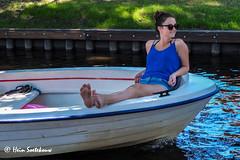 giethoorn (30 van 43) (heinstkw) Tags: boten bruggen dorp giethoorn jansklooster varen vollenhoven water