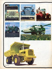 1973 WHITE Trucks Tractors Harvester Page 1 Aussie Original Magazine Advertisement (Darren Marlow) Tags: 1 3 7 9 19 73 1973 w white t truck s semi r rig tractor h harvester c cool collectible collectors classic a automobile v vehicle u us usa united states american america 70s