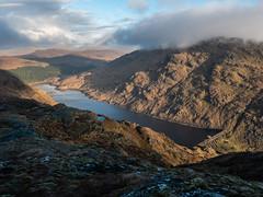 Loch Sloy - Dec 2018 (GOR44Photographic@Gmail.com) Tags: loch sloy ben benvorlich benvane benlui benoss beinnandothaidh water winter cloud mist scotland argyll trees munro rocks gor44 sunlight shadows panasonic olympus 1240mmf28 g9 arrocharalps hills mountains