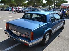 CADILLAC Eldorado Coupé (10ème génération) - 1986 (SASSAchris) Tags: cadillac eldorado coupé 10ème génération auto voiture américaine 2 tours dhorloge castellet circuit ricard