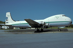 N103-1-Lagrange-APR1994 (Alpha Mike Aviation Photography) Tags: aviationtraders atl98 carvair greatsouthernairways n103 lagrange callaway airport lgc klgc
