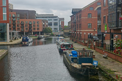 320A7714 Granary Wharf Leeds (Leeds Lad at heart) Tags: canal yorkshire leeds architecture