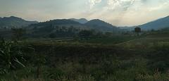 Landschaft in Nordthailand