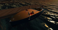 My New Hunter 9m Roundabout are arrived (anukmaneewong1260) Tags: firestorm secondlife hunter 9m yacht boat gtfo secondlife:region=balista secondlife:parcel=ocracokeinlet secondlife:x=25 secondlife:y=117 secondlife:z=22 runabout