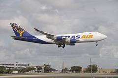 Atlas Air Boeing 747-47U(F) (N486MC) © (CAUT) Tags: aviation aviacion aircraftspotting planespotting spotting spotter avion aircraft airplane plane flugzeug aeropuerto airport caut 2019 nikon d610 usa kolumbien