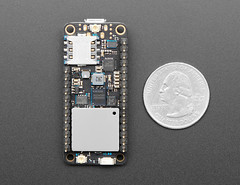 Particle Boron 2G/3G Kit - nRF52840 with BLE, Mesh and Cellular (adafruit) Tags: 3996 particle parts kits kitsprojects projects diyelectronics diyprojects boards accessories boron mesh particleboron nrf52840 newproducts new adafruit