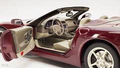 Corvette C5 50Aniv-09 (M3d1an) Tags: chevrolet corvette c5 50th anniversary 118 diecast autoart roadster