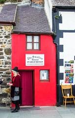 Conwy, Gwynedd, Wales (Lemmo2009) Tags: conwy gwynedd wales thesmallesthouseingreatbritain