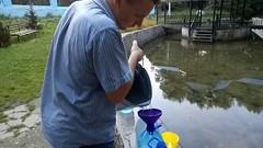 Source of clean water of St. Nicholas (avvinsk) Tags: source clean water st nicholas january 9 2019 0830pm avvi ko