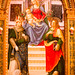 The Madonna and Child with Saints Louis of Toulouse, John the Evangelist, and Donors