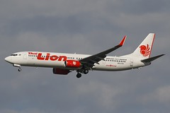 HS-LTQ DMK 15.12.2018 (Benjamin Schudel) Tags: dmk bangkok don muang international airport thailand thai lion air hsltq boeing 737900