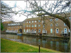 Nice Conversions .. (** Janets Photos **) Tags: uk eastyorkshire driffield oldbuildings architecture warehouses apartments riverside