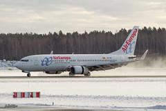 A56A8753@L6 (Logan-26) Tags: boeing 73786q ecidt msn 30281 air europa riga international rix evra latvia snow winter airport aleksandrs čubikins