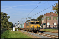 BE E01, Dalfsen (TrainplazaNL) Tags: be bentheimer eisenbahn dalfsen 1835