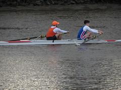 IMG_1141 (NUBCBlueStar) Tags: rowing remo rudern river aviron february march star university sunrise boat blue nubc sculling newcastle london canottaggio tyne hudson thames sweep eight pair