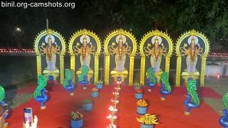 Vadakkunnathan Temple, Thrissur - Deepanjali Festival