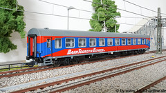 ACME 52684 Abteilwagen 2.Klasse der BTE (Freestyler26M) Tags: acme 52684 abteilwagen halberstädter bte bahntouristikexpress bomz modelleisenbahn spurh0