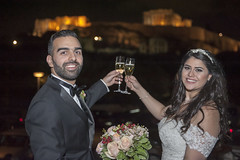 Maronite wedding in Athens Greece, Jen & Joe