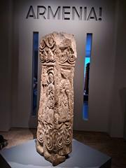 Armenia! exhibit, Metropolitan Museum of Art, NYC (jmlwinder) Tags: metropolitanmuseumofart manhattan nyc armenia specialexhibit stela