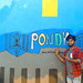 Wall painting and street art in Pondicherry