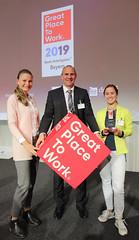 Auszeichnung als einer der besten Arbeitgeber Bayerns