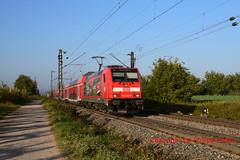 "DB Regio 146 239-9 ""Richtung Heimat"" (Phil.Kn.) Tags: bombardier traxx ac2 146 db dbregio re richtungheimat"